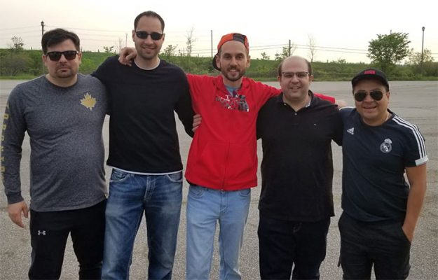 Why Stunt Drives Make a Great Bachelor Party